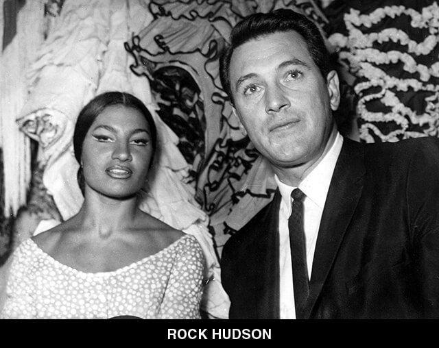 10 - ROCK HUDSON