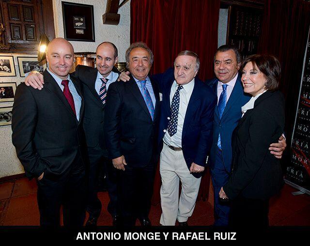 100 - ANTONIO MONGE Y RAFAEL RUIZ