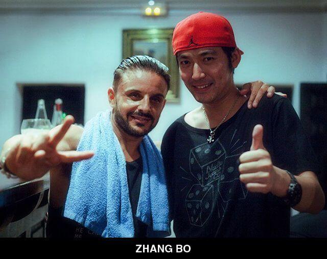 101 - ZHANG BO