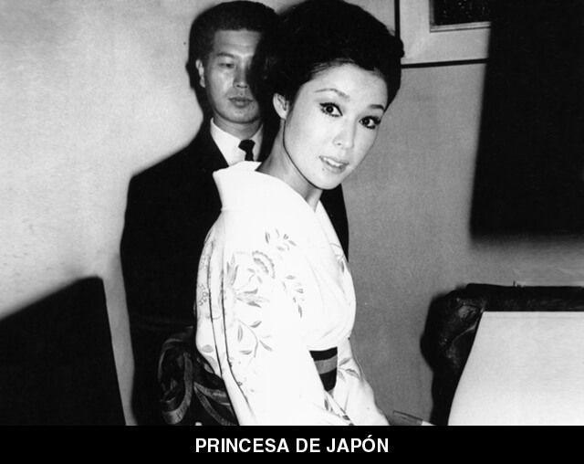 13 - PRINCESA DE JAPÓN