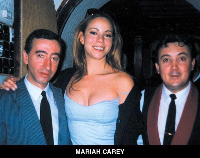 24 - MARIAH CAREY