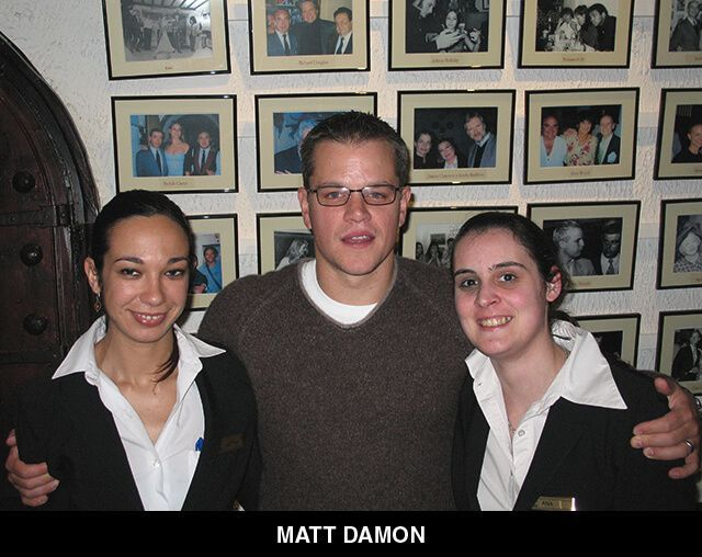 28 - MATT DAMON