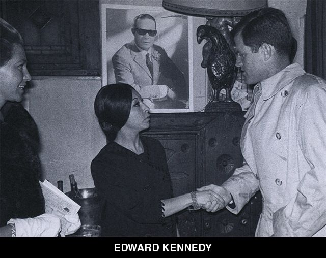 30 - EDWARD KENNEDY