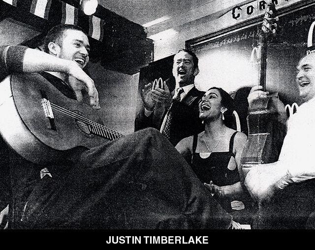 35 - JUSTIN TIMBERLAKE
