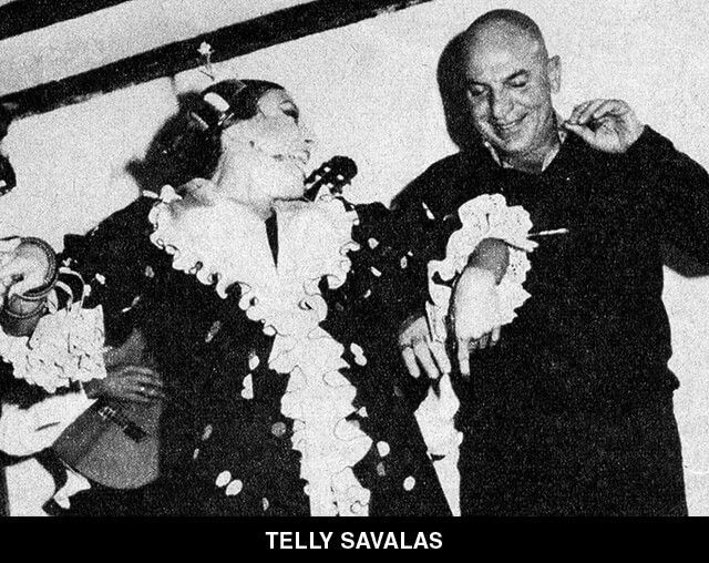 38 - TELLY SAVALAS