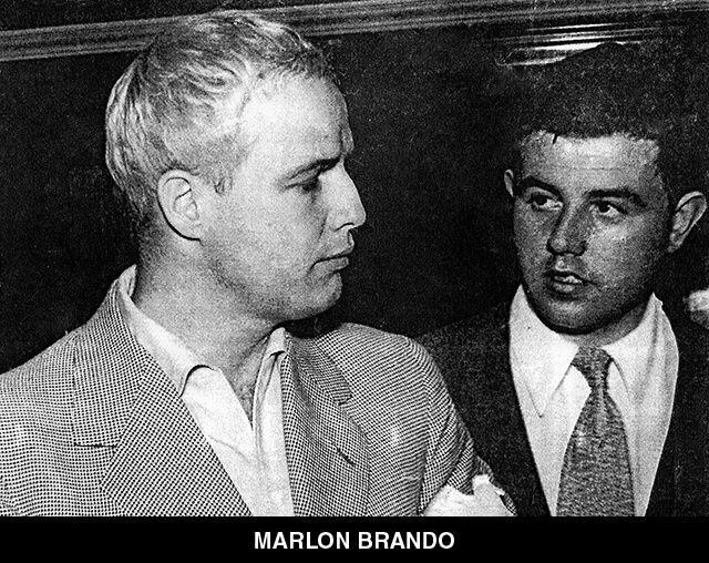 4 - MARLON BRANDO