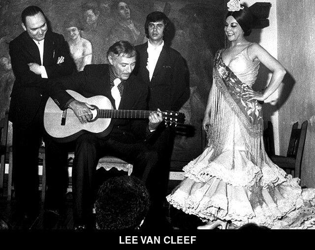 42 - LEE VAN CLEEF