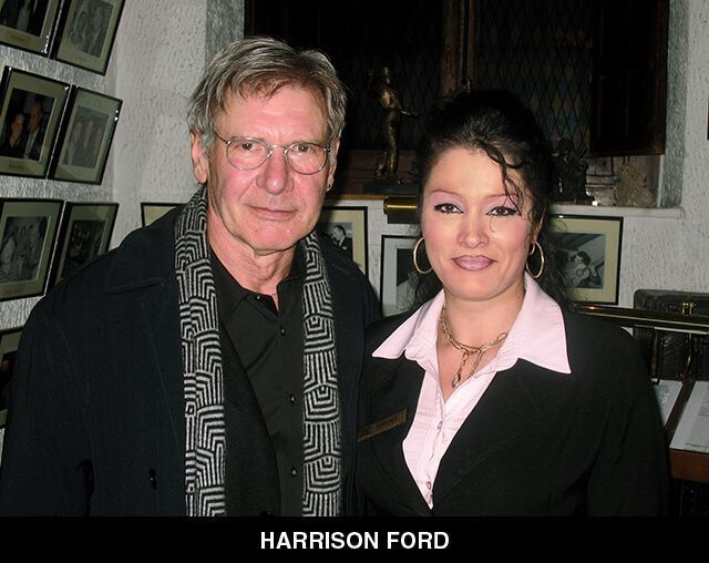 5 - HARRISON FORD