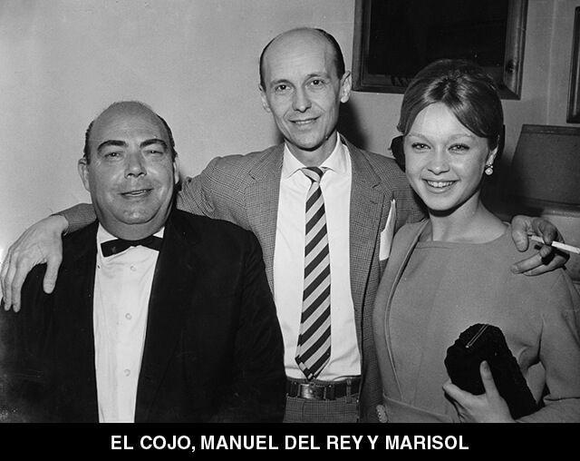 50 - EL COJO, MANUEL DEL REY Y MARISOL