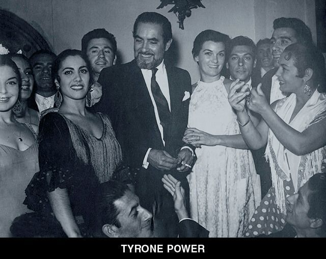52 - TYRONE POWER