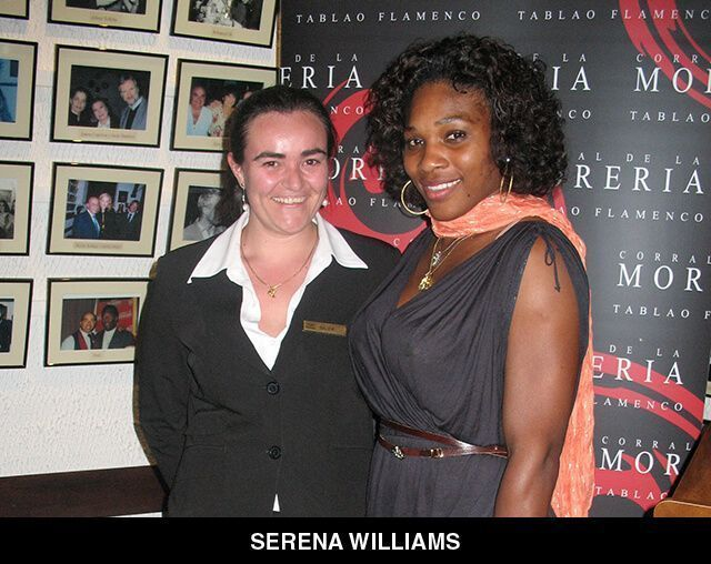55 - SERENA WILLIAMS