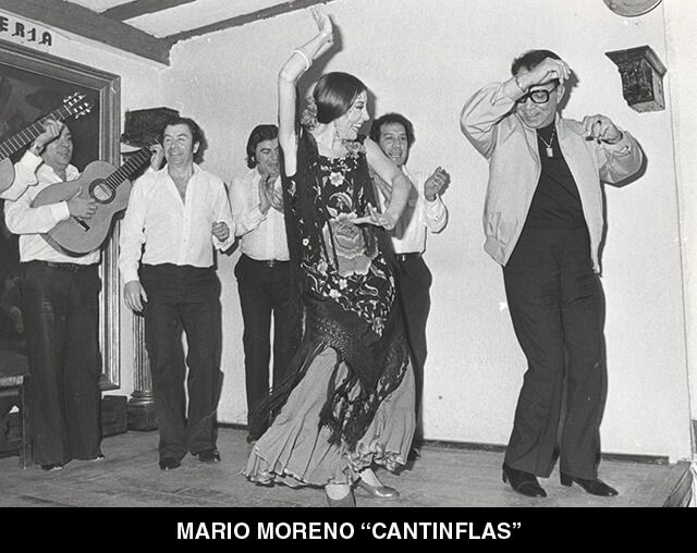 56 - CANTINFLAS