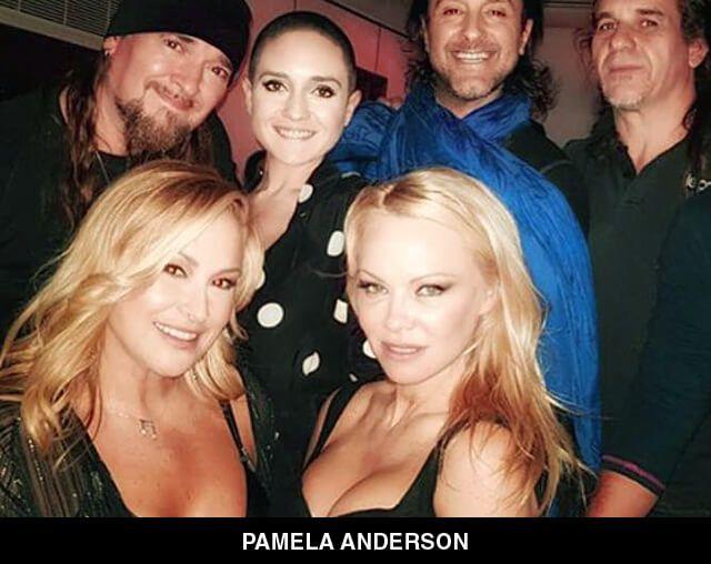 57 - PAMELA ANDERSON