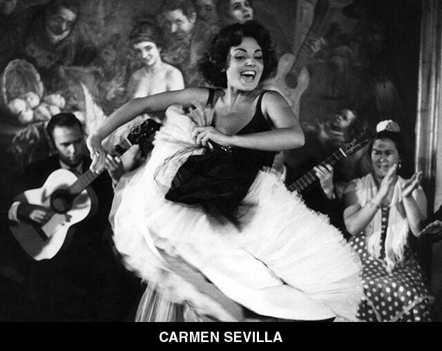 58 - CARMEN SEVILLA