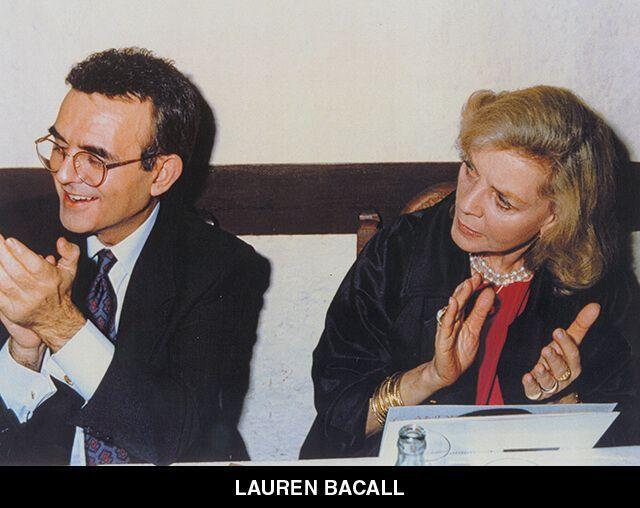 60 - LAUREN BACALL