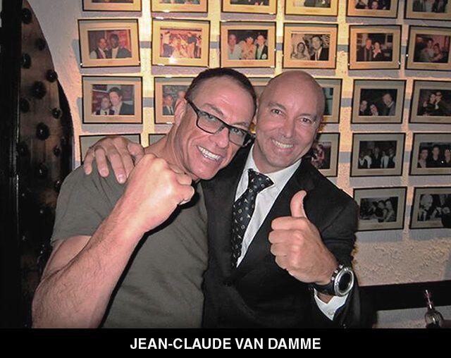64 - JEAN-CLAUDE VAN DAMME