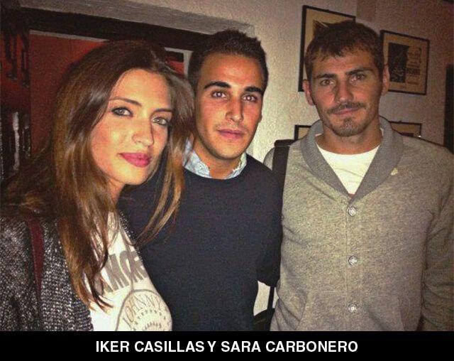 67 - IKER CASILLAS Y SARA CARBONERO