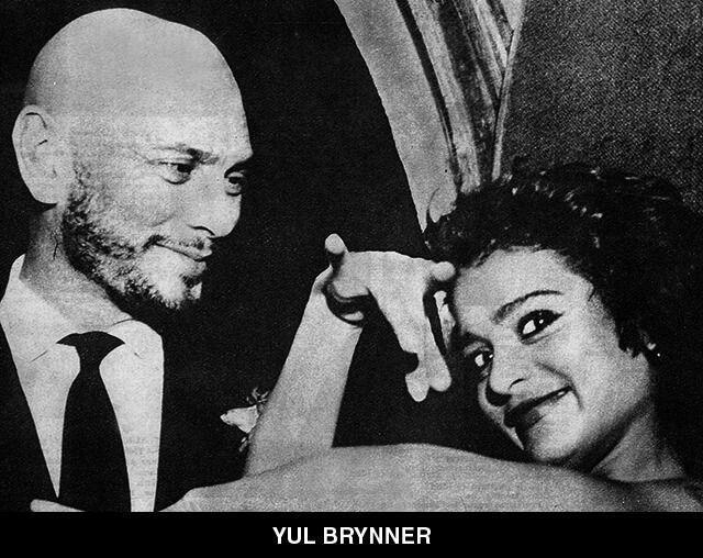 74 - YUL BRYNNER