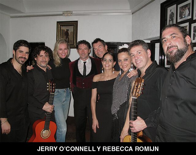 82 - JERRY O'CONNELL Y REBECCA ROMJIN