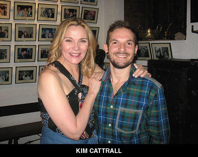 84 - KIM CATTRALL