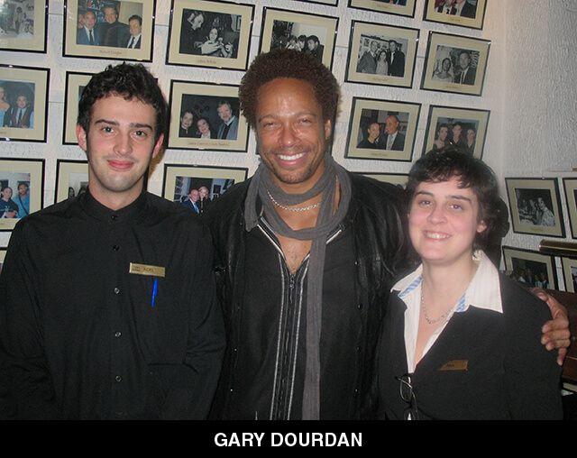89 - GARY DOURDAN