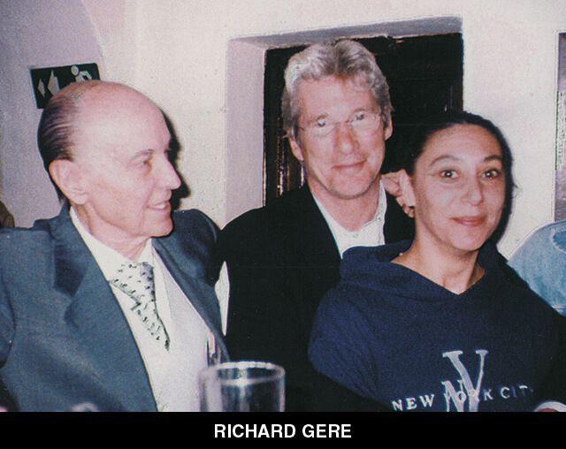 9 - RICHARD GERE