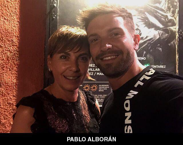 92 - PABLO ALBORÁN