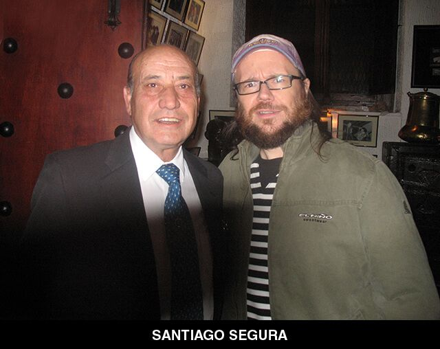 96 - SANTIAGO SEGURA